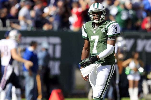 Geno Smith Denies That He Stares Down His WRs