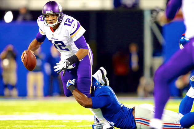 Josh Freeman's Disastrous Debut Highlights Vikings' Long Road to QB Salvation