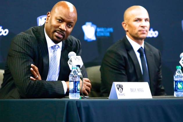 NBA GMs' Chief Preseason Concern? Keeping Owner Expectations Tempered