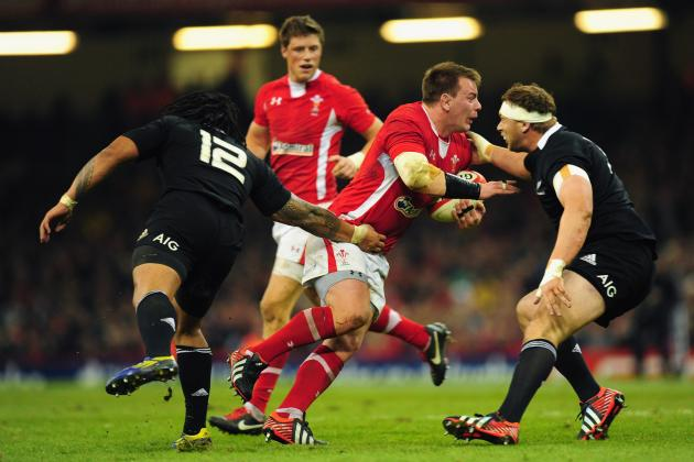 Wales Rugby Test Squad Named: Matthew Rees and James Hook Miss out