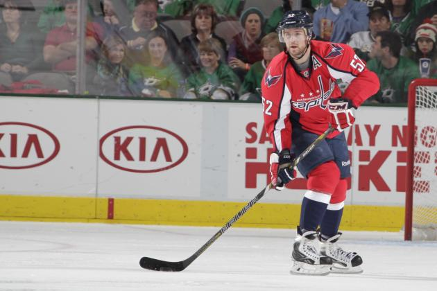Early Stock Watch for Washington Capitals' Top Stars in 2013-14