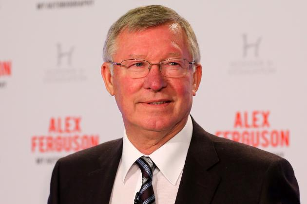 Sir Alex Ferguson Says He Turned Down the England Job Twice in Book