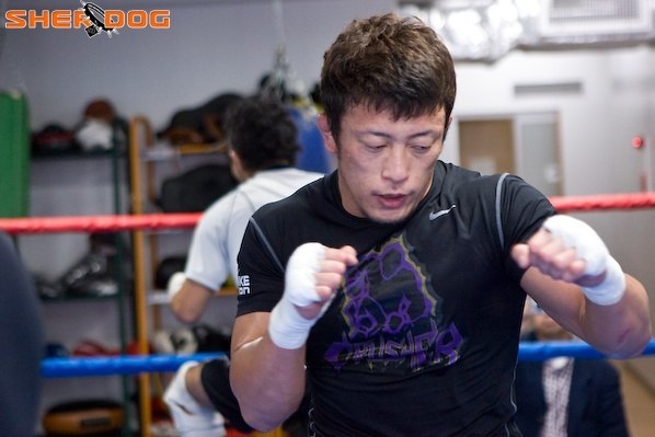 Report: Japanese Star Tatsuya Kawajiri Signs with the UFC