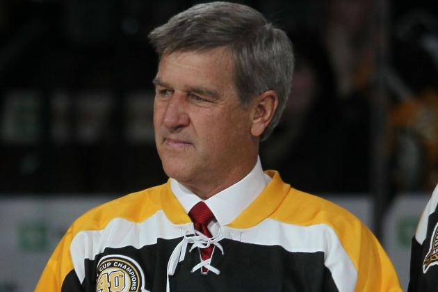 Bobby Orr Advocates for Fighting in NHL Despite Latest String of Injuries