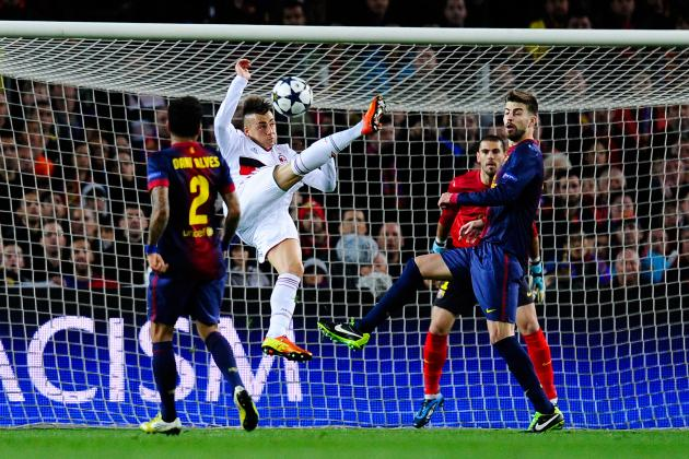 AC Milan vs. Barcelona: Champions League Live Score, Highlights, Recap