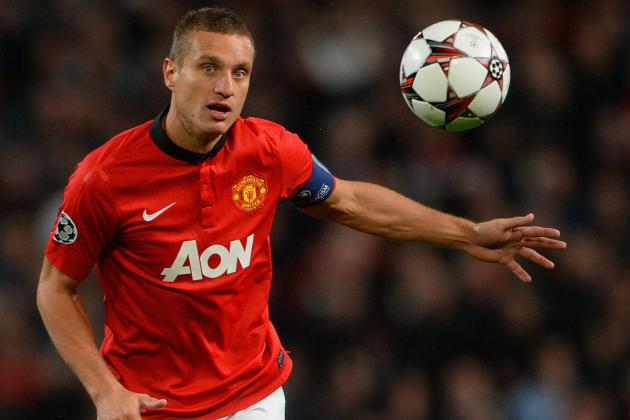 Nemanja Vidic Injury: Updates on Manchester United Star's Status