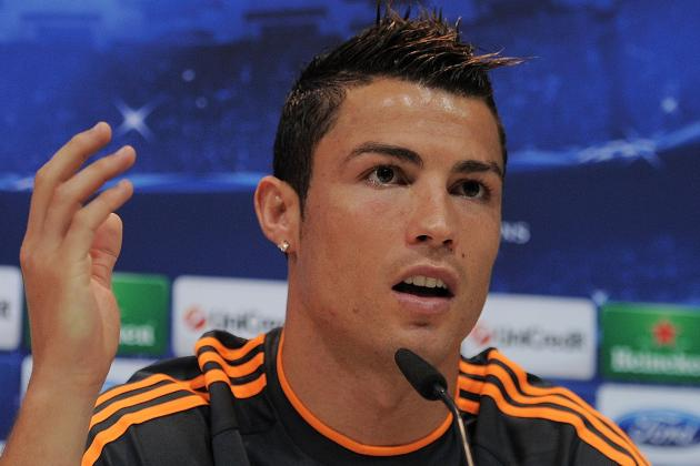 Cristiano Ronaldo Tells Media to Leave Gareth Bale Alone at Real Madrid