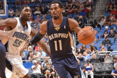 Mike Conley's Footwork Allows Him to Be Sneaky