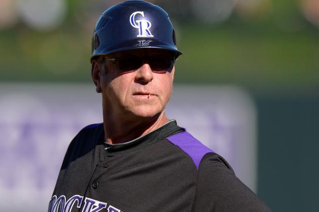 Rockies Have New Roles for Weinstein, Lachemann