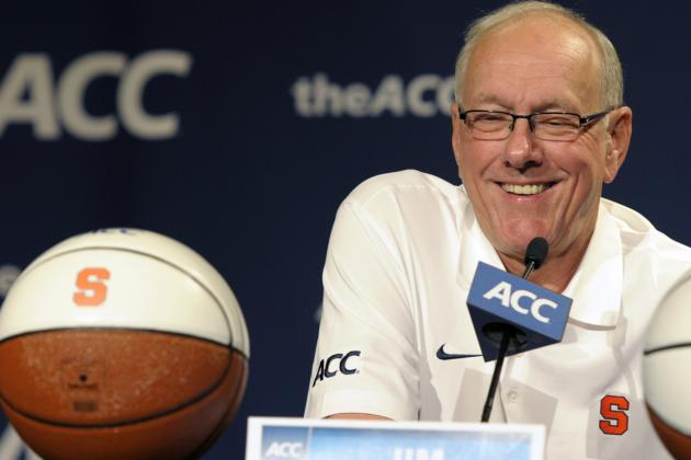 Jim Boeheim, Who Is at the Top of His Game, Would Like to Retire the 'R' Word