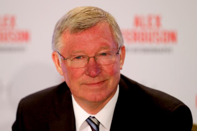 Sir Alex Ferguson Blasts David Beckham, Steven Gerrard, Liverpool and More