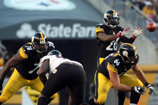 Breaking Down the Pittsburgh Steelers' Wildcat Formation