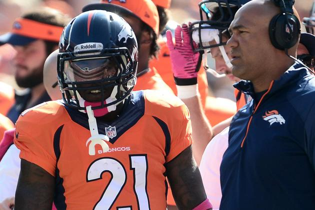 Broncos' Ronnie Hillman the Talk of Denver for Wrong Reason