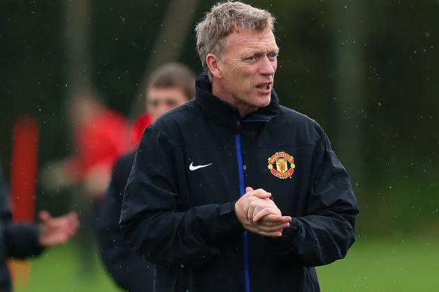 Manchester United Must Keep Faith with David Moyes Through This Rocky Period