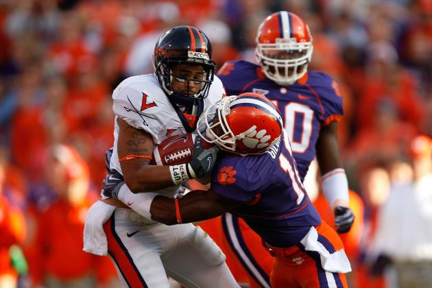 UVa Home Football Game with Clemson to Kickoff at 3:30 p.m.
