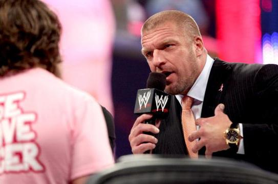 Report: Unhappiness Backstage over Triple H's Promo on Raw?