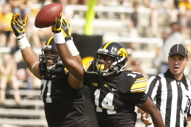 Desmond King named Big Ten Freshman of the Week