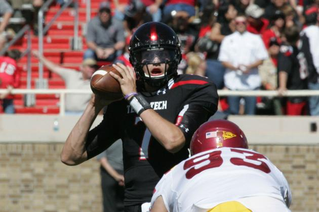 Why Texas Tech Could Struggle at Oklahoma