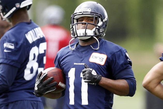 Percy Harvin Will Reward Patient Fantasy Football Owners Who Stashed Him Away