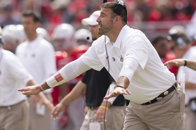 Buckeye Coach: Iowa 'Beat the S(tuff) out of Us'