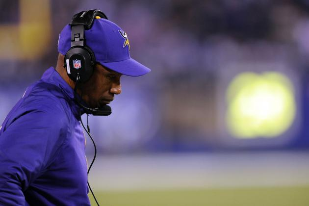 Vikings Don't Have to Make a Decision on Leslie Frazier, They Already Have