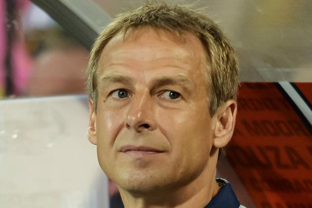 "Klinsmann Q ""It's Going to Be a World Cup Packed with Quality"""