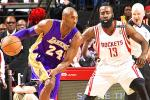 GMs Pick Harden Over Kobe as NBA's Best Shooting Guard