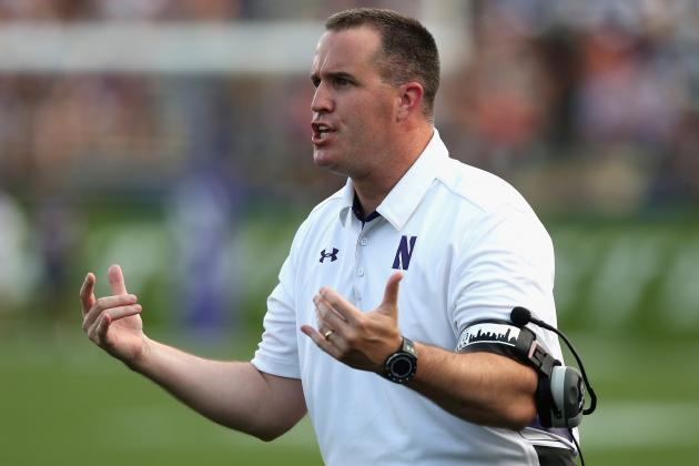 Northwestern Coach Praises Iowa's Defense