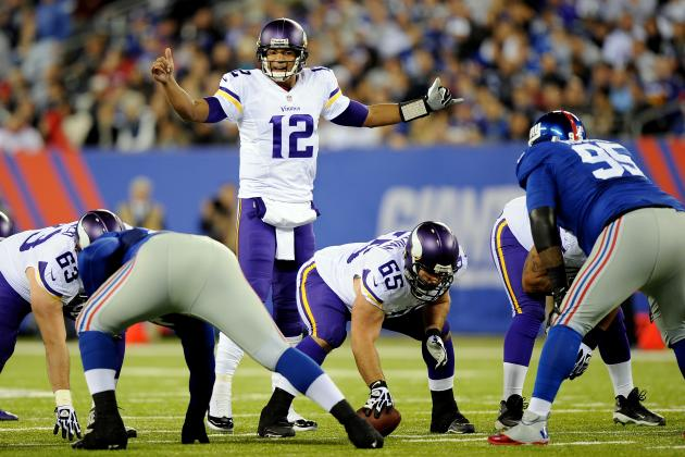 Why Josh Freeman Isn't the Future at Quarterback for the Minnesota Vikings