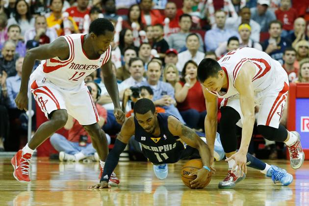 Jeremy Lin vs. Patrick Beverley: Who Should Be Rockets' Starting Point Guard?