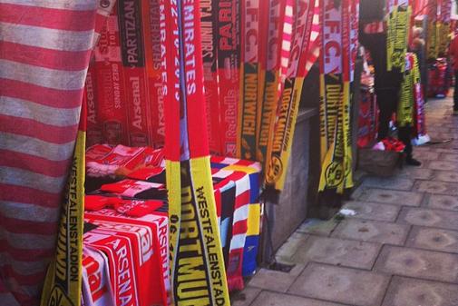 Live from Emirates Stadium: Arsenal Prepare to Host Dortmund on Special Night