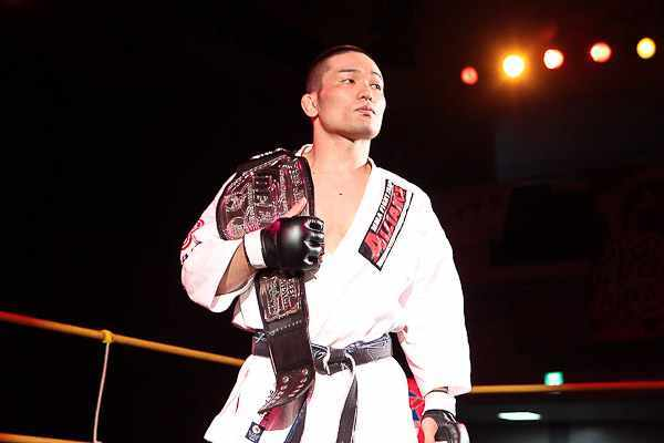 UFC: Former DEEP Champ Katsunori Kikuno Signs with UFC