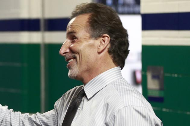 Canucks: The Tortorella Volcano Is Barely Bubbling
