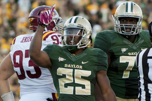 BCS Rankings 2013: No Love for the Big 12 Doesn't Bode Well for Baylor