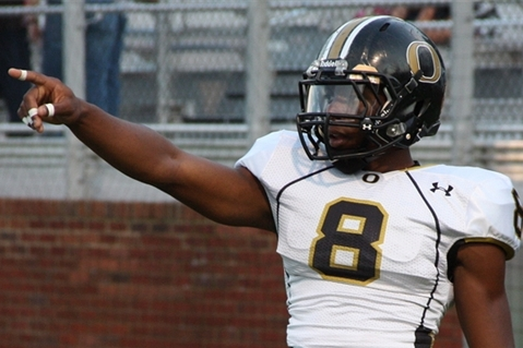 Complete Scouting Report for 5-Star Auburn RB Commit Racean Thomas