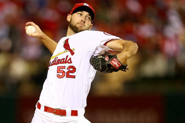 Red Sox's Path to World Series Title Goes Through Michael Wacha's Elite Changeup