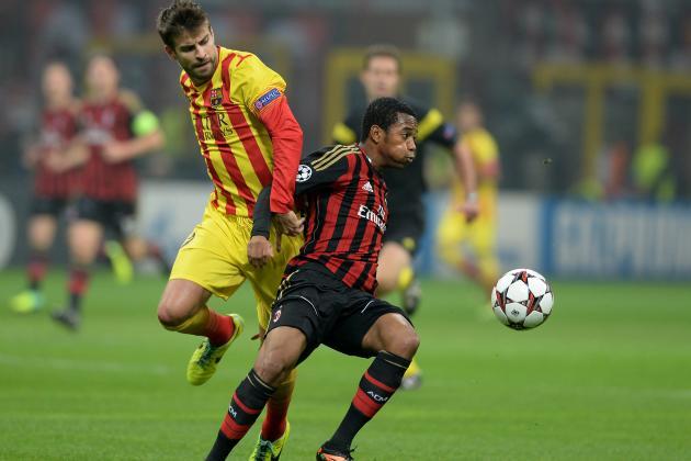 AC Milan vs. Barcelona: Score, Grades and Post-Match Reaction