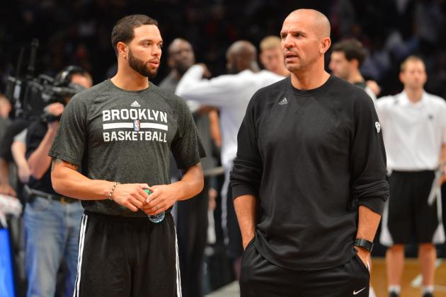 Deron Williams Participates in 1st Camp Drills