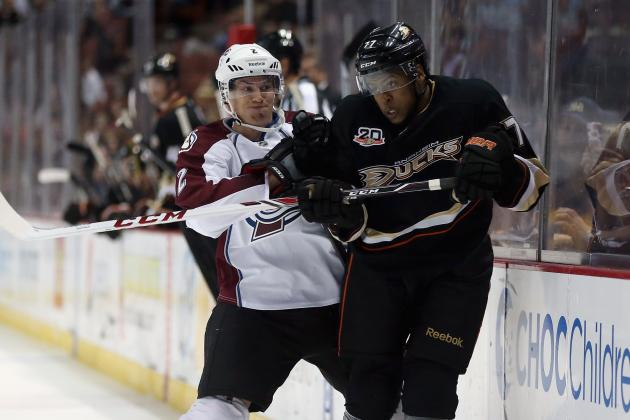 With Penner Out, Ducks Recall Smith-Pelly