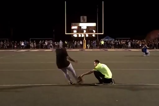 High Schooler Loses Shoe During Halftime Kick and Still Nails FG to Win Car