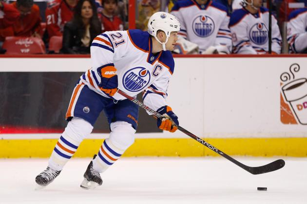 Ference, Oilers Focusing on Positives