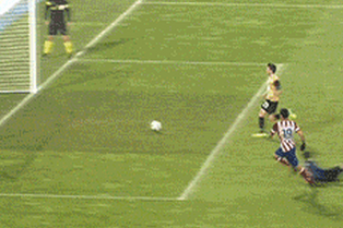 GIF: Diego Costa's Brilliant Solo Goal for Atletico Madrid vs. Austria Vienna