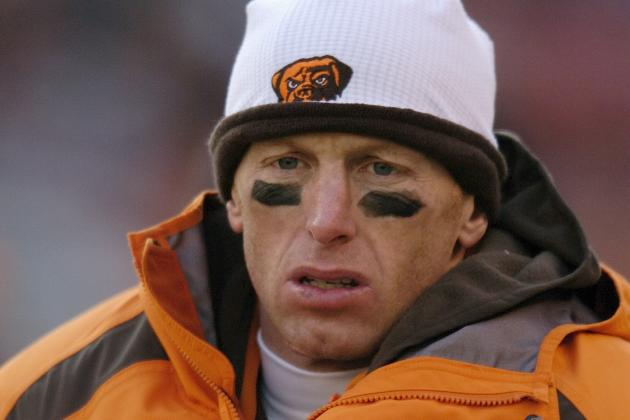 43-Year-Old Jeff Garcia Tells Browns He's Available