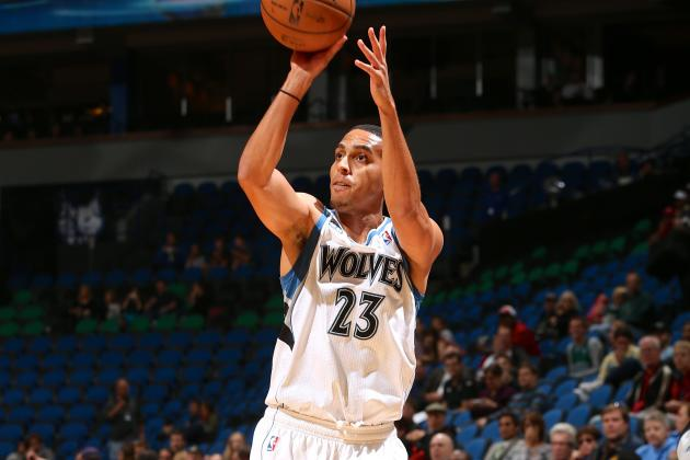 Kevin Martin Will Be Perfect Fit for This Minnesota Timberwolves Team