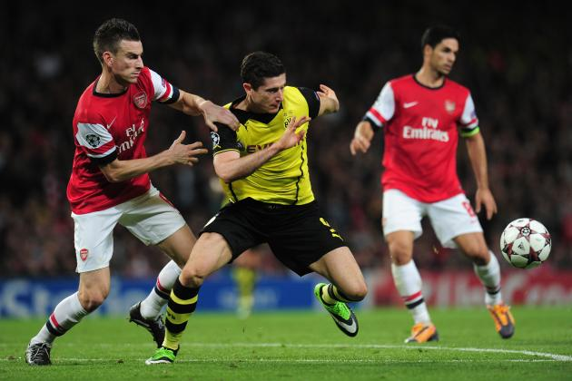 Arsenal vs. Borussia Dortmund: Live Score, Highlights, Recap
