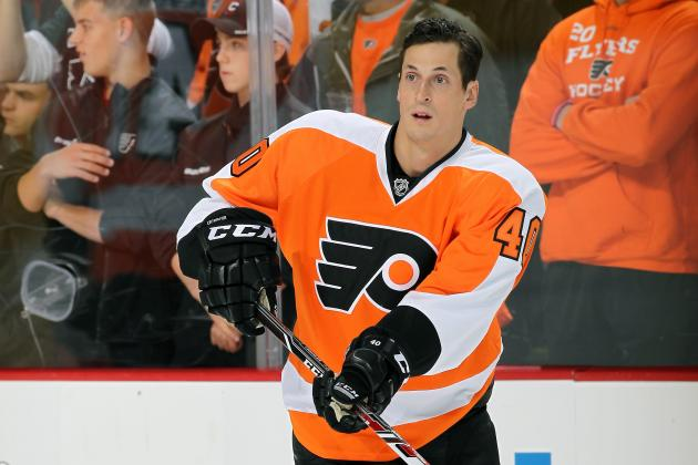 Flyers Lineup Changes: Lecavalier with Giroux, PP Shake Up, Defense Stays Put