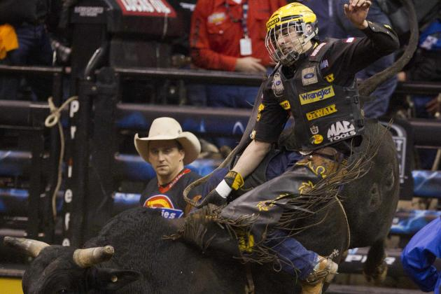 PBR World Finals 2013: Event Schedule, TV Info, Dates and Top Riders