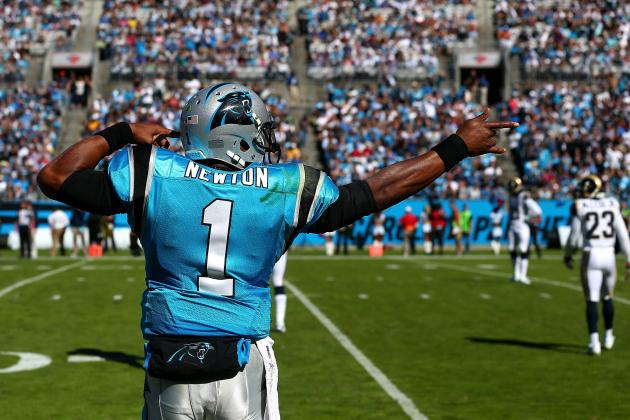 Fantasy Options for the TNF Carolina Panthers-Tampa Bay Buccaneers Game