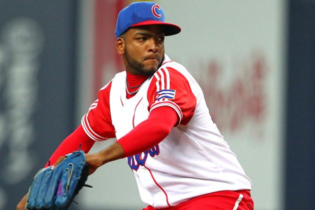 Mariners Interested in Cuban Pitcher Odrisamer Despaigne
