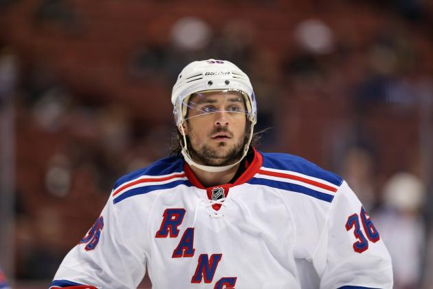 How Much Patience Should New York Rangers Have with Mats Zuccarello's Struggles?